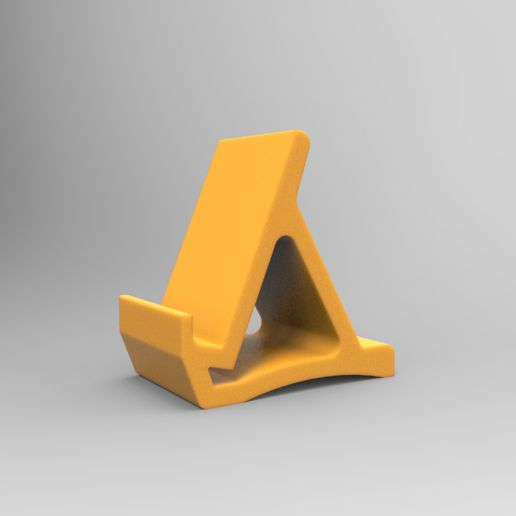 material view stand.jpg Download free STL file Simple Stand v1.0 • 3D printing object, Milanorage