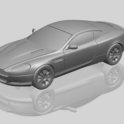 03_TDB006_1-50_ALLA00-1.png Download free STL file Aston Martin DB9 Coupe • 3D printer template, GeorgesNikkei