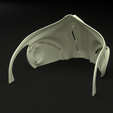 maszk_2020_v2covid_0004.png Download STL file Mask cover mask - COVID - type 2 • Template to 3D print, polygonface