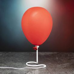 WhatsApp Image 2020-07-05 at 7.46.15 PM - copia - copia.jpeg Download STL file IT LAMP Pennywise Balloon Lamp | Paladone • 3D printing model, contactogalm3d