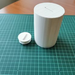 IMG_20210428_172939.jpg Download free STL file cylindrical money box 0000002 • Design to 3D print, visoutechnologies