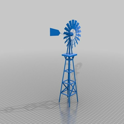 be3766d4835f7041bc08a107f0a8ab3a.png Download free STL file Windmill • 3D printing template, Eternel06