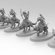 untitled.1426.jpg Download free 3MF file Gobbo Wolf Cavalry • 3D printer template, EmanG