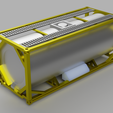 container_tank_2019-Jul-22_09-36-29AM-000_CustomizedView30631736942.png Download free STL file HO scale container-tank 20ft • 3D printer model, positron