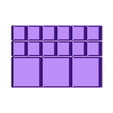 15_bins_1_171026.STL Download free STL file Sorting Trays - 16 Different Styles • 3D printing template, gCreate