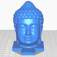 bfront.png Download free STL file Buddha Incense Burner (Interchangeable) • 3D printing template, ToaKamate