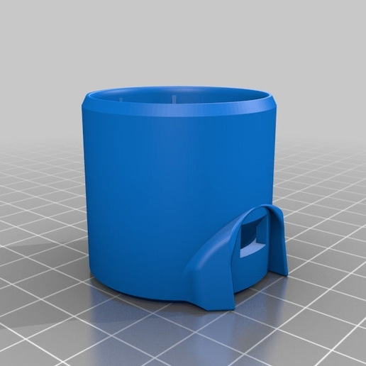 a5473daefe558028acc1fa2e831a8c09.png Download free STL file Dyson ® DC05 Absolute Tube Connector • 3D printable design, Jetstorm-3D