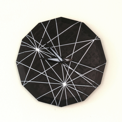 Capture d'écran 2017-09-20 à 10.26.26.png Download free STL file Multi-Color Constellation Clock • 3D print template, MosaicManufacturing