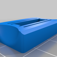base.png Download free STL file Adventurer3 Tube Joint Protector • Design to 3D print, CyberCyclist