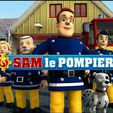x1080.jpg Download 3MF file Litho Sam the Fireman • 3D printing template, Val_idees