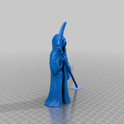 Invisible_Death_v3.png Download free STL file Invisible Death • 3D printer template, mcgybeer
