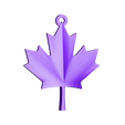 Canada-150-_Maple_leaf.stl Download free STL file Canada 150 Earrings • 3D printing object, itech3dp