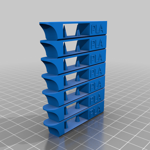 tower_20200309-54-16zniic.png Download free STL file Temperature Tower PLA • 3D print model, alex-st12