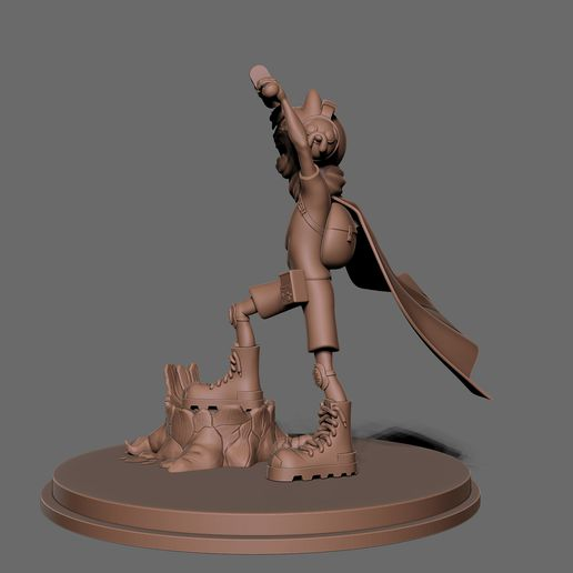 ZBrush-Document2.jpg Download file Adventure Time Finn and Jake • 3D printable object, BoZzai