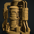 Close02.png Download STL file  Warhammer 40k objective / Cell generator • 3D printing template, mccoli3d