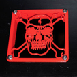 Capture_d_e_cran_2016-09-30_a__17.07.29.png Télécharger fichier STL gratuit 80mm Fan Skull Grill and Intake Flange • Plan pour impression 3D, sthone