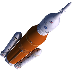 sls_428x321.png Download free STL file Space Launch System (SLS) Block 1 • 3D printable model, spac3D