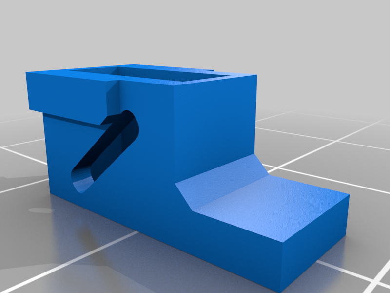 TMC_TO_MCS_BOLT_slide_v3.png Download free STL file Tippmann TMC to MCS BOLT or Blizzard Adapter • Template to 3D print, UntangleART