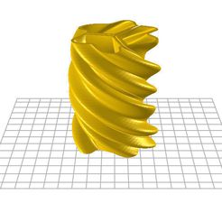 Captura_de_ecr__total_16092014_121603.bmp.jpg Download free STL file Twisted vase • 3D printable model, BEEVERYCREATIVE