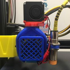 photo.png Download free STL file Yet Another Fang Fan for Creality3D Printer (YAFF) CR-10 Ender 5015 4010 OEM • 3D printer object, digitaljunk