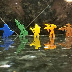 Interstellar_Heroes_1a.jpg Download free STL file Interstellar Hero Meeples (#1) • 3D printing design, Ellie_Valkyrie
