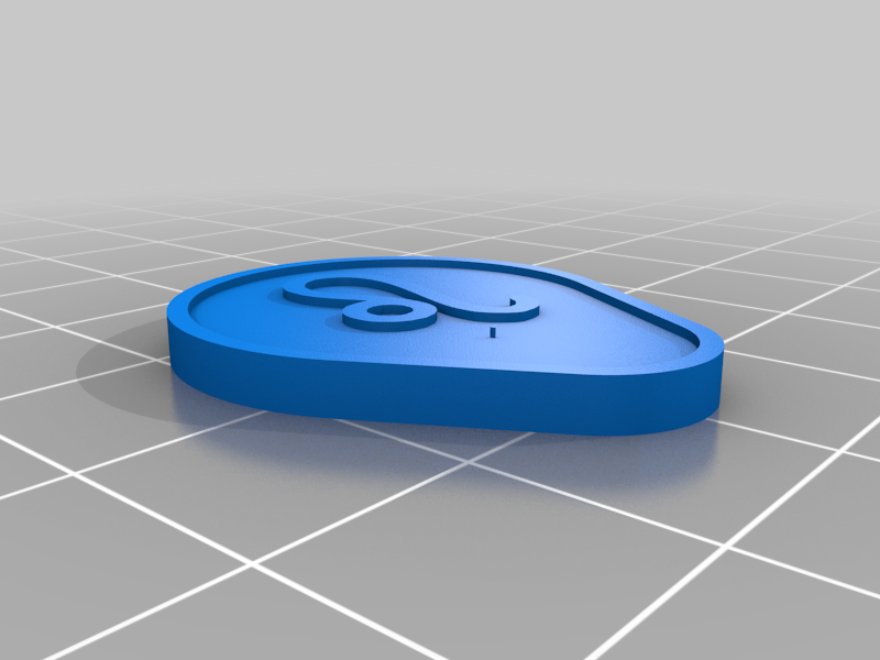 Leo_clip.png Download free STL file Shopping Cart Trolley Coins • 3D print design, meteoGRID