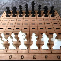 ea7c26ba0b6288100d97d6eaa5c587bb_display_large.JPG Download free STL file Laser Cut Chess Game • Object to 3D print, JonathanK1906