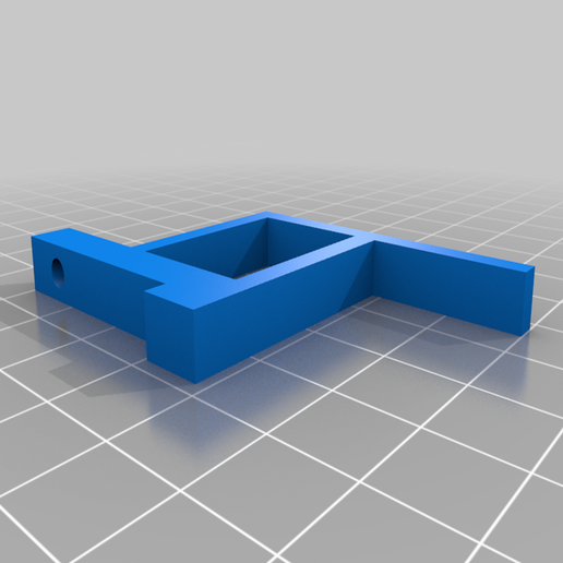 support_anti_encastrement.png Download free STL file rc TRAILER TRUCK 1/14 • 3D print template, r083726