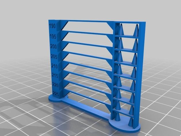 featured_preview_TEMP_TOWER_PETER_v004.jpg Download free GCODE file GCODE Temperature Tower 2g 39 minutes print • 3D printing template, PeterPetersen