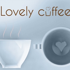 Capture_d__cran_2015-07-23___13.17.12.png Download free STL file Lovely coffee. A relaxing cup of cafe con leche with hidden heart. • 3D printing design, whatakuai