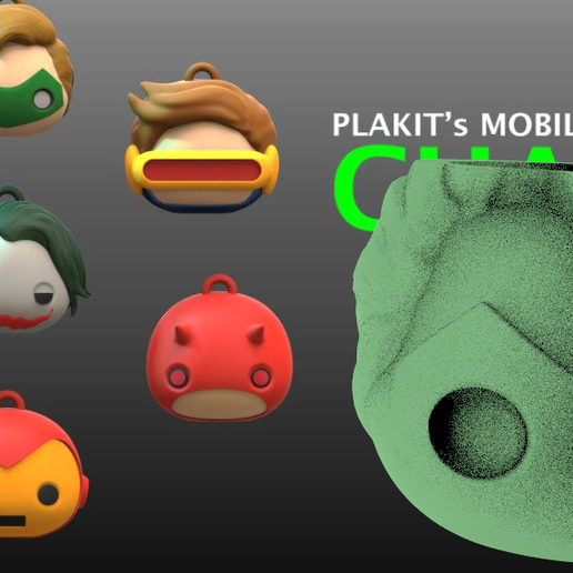 7.png Download free STL file Mates Plakit 7 versiones Pack 2 • 3D printing object, leliel