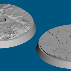 Capture.PNG Download free STL file FWW 32mm bases • 3D printable template, Sebtheis