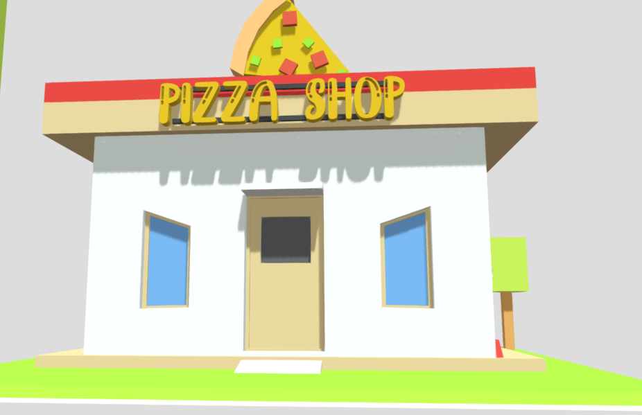PizzaShop(Render)4.png Download free file Pizza Shop 3D Low Poly • 3D printing object, theworldentertainment
