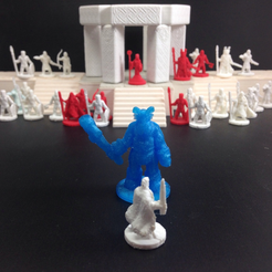 Capture_d__cran_2015-09-28___12.13.12.png Download free STL file Noble Hero and Elder Hill Troll (18mm scale) • Object to 3D print, Dutchmogul