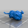 nurgling_8.png Download free OBJ file Adorable little fat rotting horned swarmy things • 3D printing design, gepardowaty