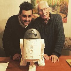 R2D2 - This is the Droid You're Looking For, hugo