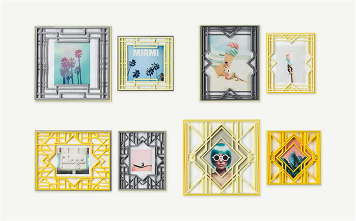 download-1.png Download free STL file Art Deco Marquee Frame • Design to 3D print, DDDeco