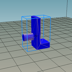 Taquet.png Download free STL file Cleat, Support and Shelf Support • 3D print design, Haulier