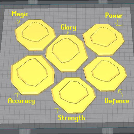 Cura.JPG Download STL file Runescape Amulets  • 3D printing object, PMP_Creationz