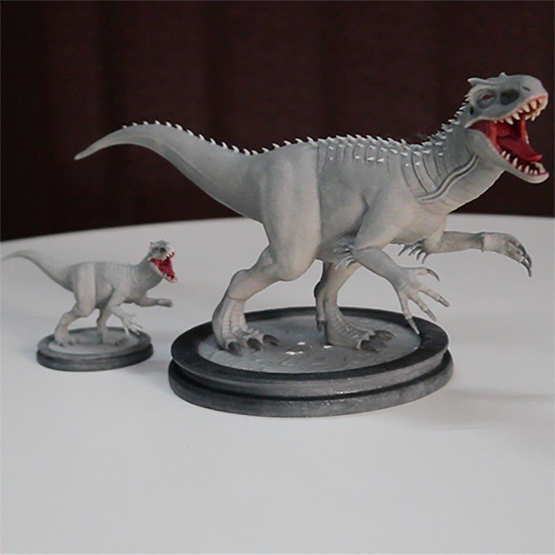 s6b.jpg Download STL file Realistic Dinosaurs • Object to 3D print, N2F