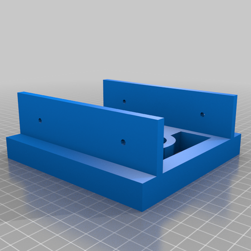 RouterTemplates_8A.png Download free STL file Router templates for addresses on Mailbox posts • 3D printable design, johnnalezny
