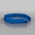 TGCPFS_v3_-_Head_Band.png Download free STL file SHIELDZ: The Great Canadian Protective Face Shield • 3D printer model, makerwiz