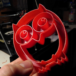 Capture d'écran 2017-05-23 à 16.42.10.png Download free STL file Owl cookie cutter • 3D printing design, unwohlpol