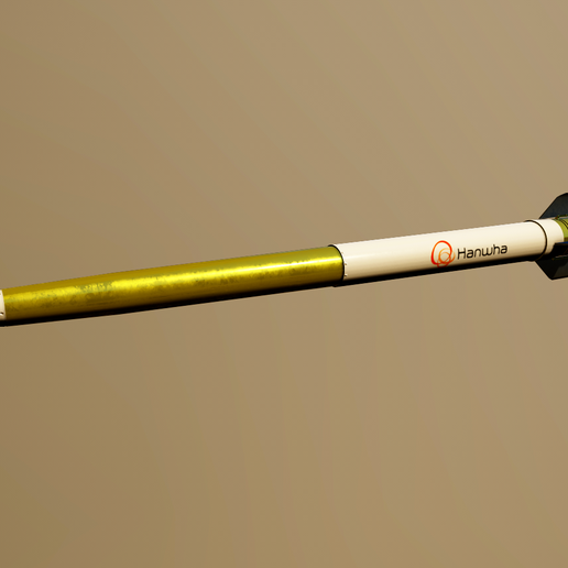00b.png Download 3DS file K239 Chunmoo Missile • Object to 3D print, SimonTGriffiths