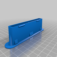 VentilCox.png Download free SCAD file VW Beetle Dash Air Vent (1965-1970) • 3D print object, Mickey1978