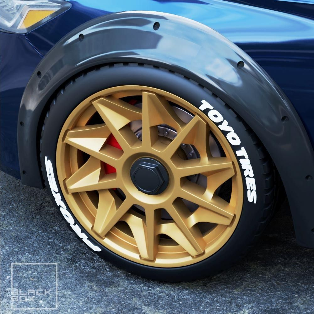 a1.jpg Download STL file CVT Style wheel set for diecast and RC model 1/43 1/24 1/18 1/10.... • 3D print object, BlackBox
