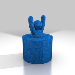 TAPON_LAVABO.png Download free STL file Basin bottom stopper • Object to 3D print, hoscarsl13