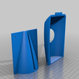 78c38d9dc4e531db0fad85c544aefa6a.png Download free SCAD file RC Shovelnose Hydroplane • Design to 3D print, wsvenny