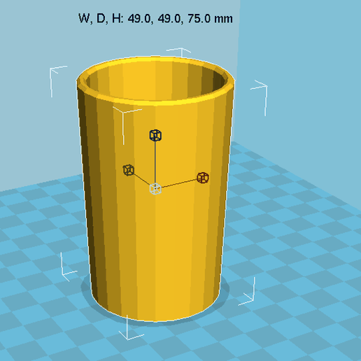 verre.png Download free STL file Free SDB set • Object to 3D print, Med