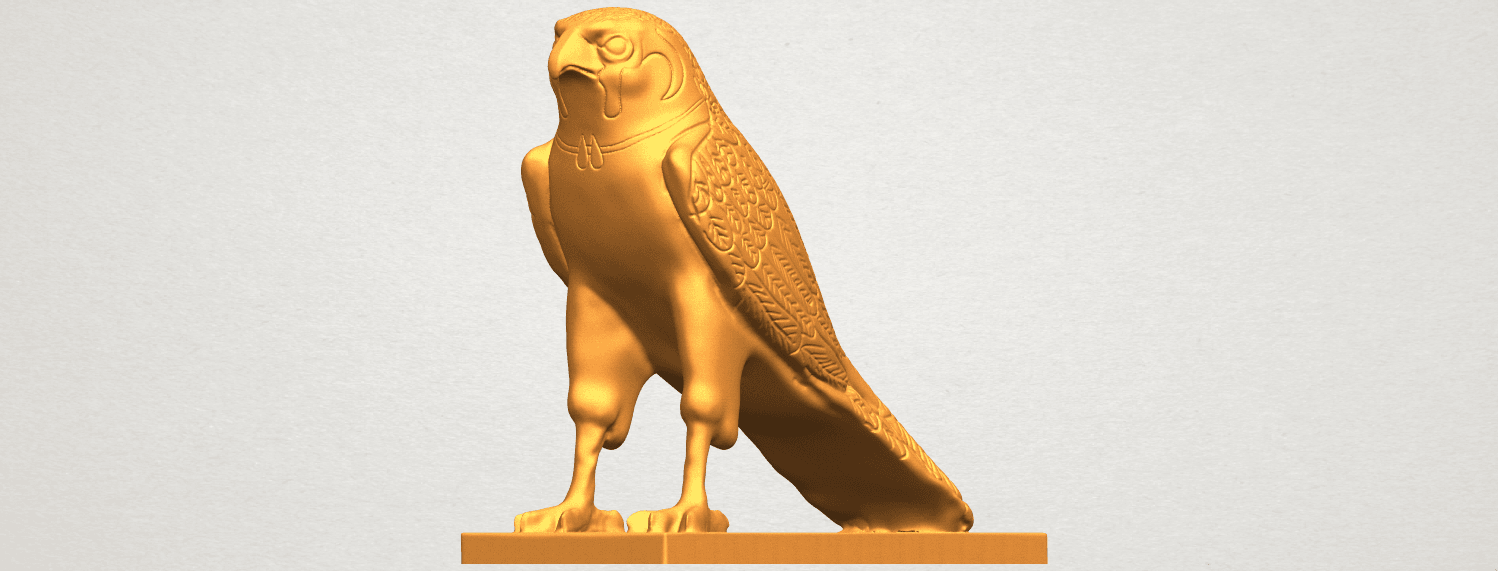 A10.png Download free STL file Eagle 04 • 3D print template, GeorgesNikkei